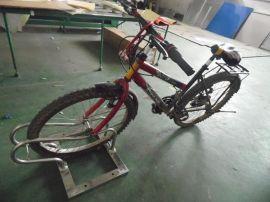自行车停放架子