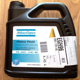 阿特拉斯活塞机油 空压机润滑油