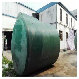 预制化粪池玻璃钢重量轻化粪池