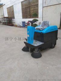 小林清洁小型迷你驾驶式电动扫地车
