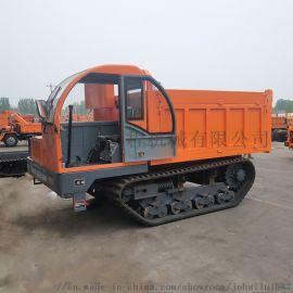 8吨高速履带拖拉机 履带式山地四不像**