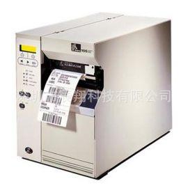 Zebra105SL工业型条码打印机 标签打印机 不干胶标签打印机