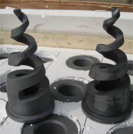 2寸碳化硅实心锥形喷嘴,喷射角度60°-160°可选