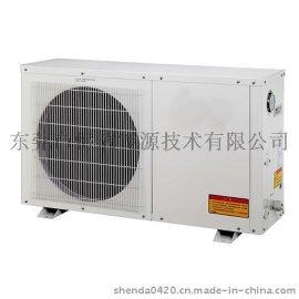 家用氟循环式1匹空气能源热泵热水器