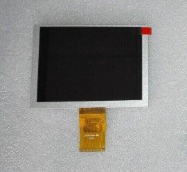 群创5寸新款液晶屏ZJ050NA-08C