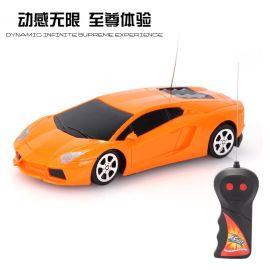 新款 儿童玩具 遥控玩具车兰博基尼 电动创意儿童玩具 地摊热卖