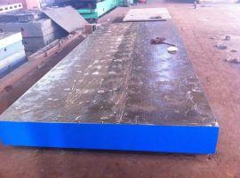 泊铸规格铸铁工作台, T型槽工作台
