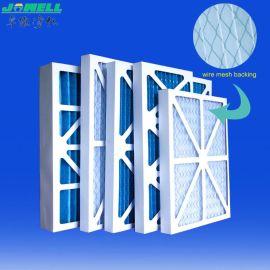 供应中央空调初效板式中效袋式过滤器厂家