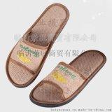 热销2015夏季42-43码女亚麻草鞋CX002B厂价直销酒店宾馆专供批发