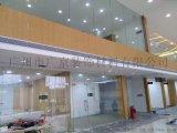 汽车4s店室内墙身木纹幕墙铝板