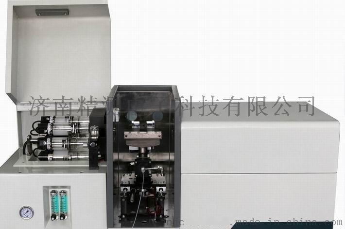 常见行业原子吸收光谱仪