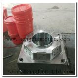 浙江台州黃岩塑膠桶生產模具廠家