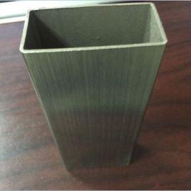佛山市志御不锈钢管 顺德304不锈钢焊管 拉丝玫瑰金不锈钢管(厂家直销)