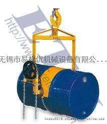 ETU易梯优,LG型油桶吊 可通过链条实现油桶任意角度翻转