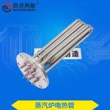 百點熱能 蒸汽爐電鍋爐專用加熱管140鋼板18KW電熱管發熱管定製