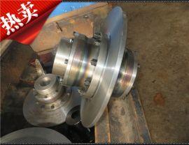 WGP带制动盘鼓型齿式联轴器外径315mm/轴孔12mm/公称转矩710/N.M