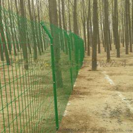 双边丝护栏网现货 圈地圈果树林围栏网-安平县浩晨丝网制造有限公司