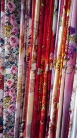 工厂承接纯棉宽幅家纺床上用品面料活性印花加工