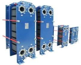 可拆式板式换热器选型及工作原理