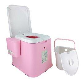 老人移动坐便器智能多功能加厚前后冲洗孕妇婴儿洁身器