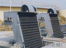 高效机械格栅除污机     中国诸城泰兴机械厂