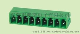 KEFA 插拔式PCB接线端子2EDG-3.5-10P 接插件 铜环保