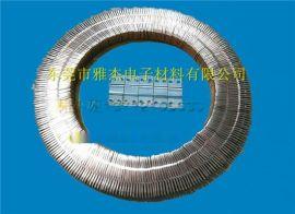 **蓄能电池软连接浸塑蓄电池软铜排优点