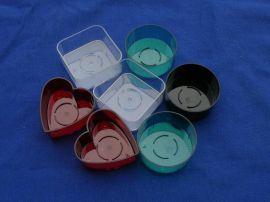 圆/方/心形蜡烛包装盒
