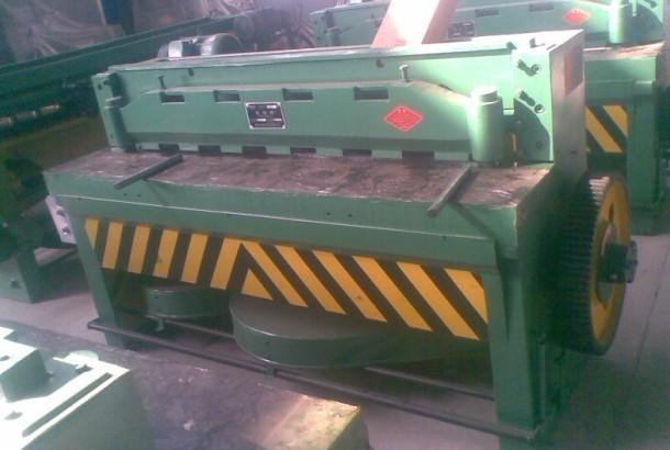 铸铁剪板机
