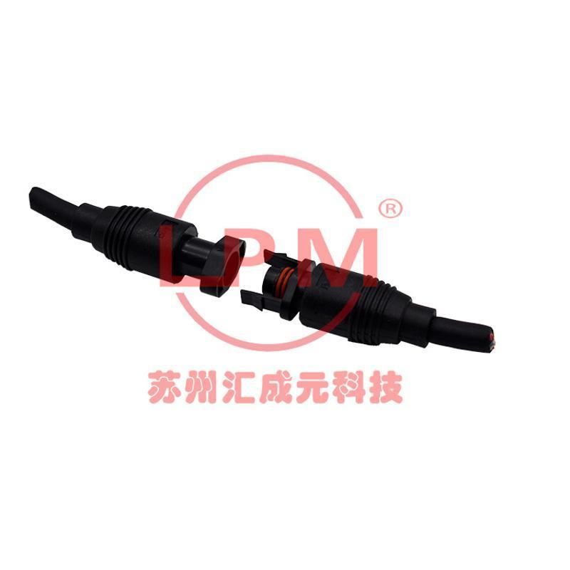 苏州汇成元供应 Amphenol(安费诺) CBD-08AFMM-SL7AXX 替代品防水线束