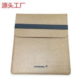 厂家环保毛毯手机壳包装盒 爆款文件收纳袋手机包装卡包定制手袋