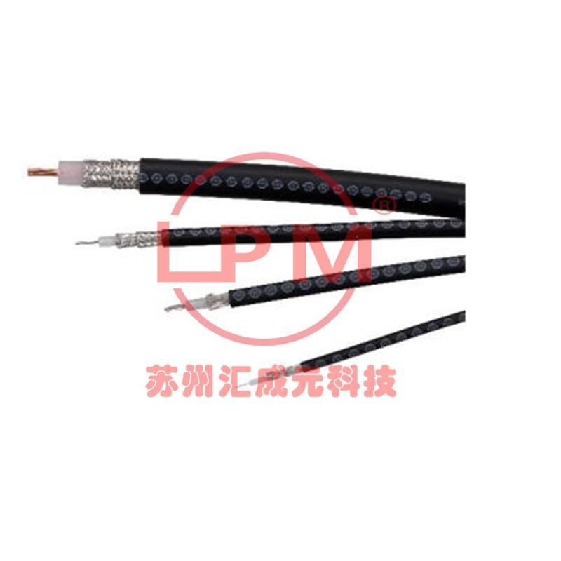 苏州汇成元供应HUBERSUHNER ENVIROFLEX 基础系列 系列替代品微波电缆组件