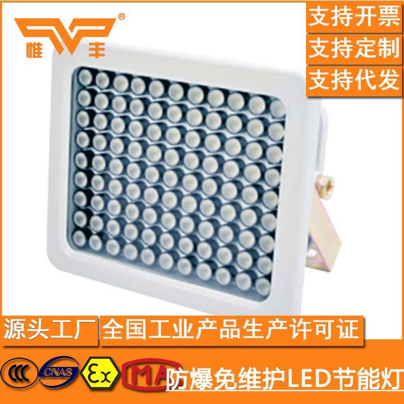 BLD96免维护LED防爆灯100W石油化工泛光灯
