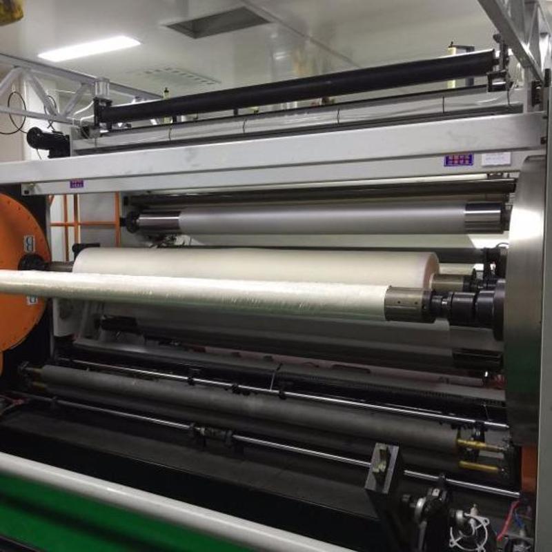 苏州金韦尔制造SGP玻璃夹胶膜生产线
