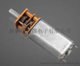 14MM直流减速电机