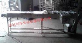 YDF-3000不锈钢鱼豆腐自动抹盘线