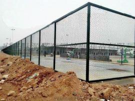 各种运动场地围栏网|定做篮球场围栏网|网球场围栏网设计方案|抗冲击足球场围栏网