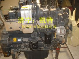 小松PC200-6发动机. 小松纯正原装配件