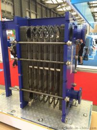 新疆江苏浙江上海小型的机床用的热交换器不锈钢钎焊板式换热器