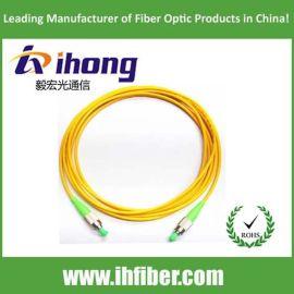 FC/APC-FC/APC多模单芯62.5/125电信级光纤跳线2.0线径米数任选