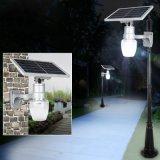 廠家直銷太陽能蘋果燈LED太陽能路燈庭院燈壁燈家用新農村路燈景觀燈