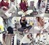 秋季新款女士毛衣特价韩版宽松针织毛衣清女装毛衣