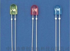 显示屏用直插LED发光二极管,546RGB灯珠,直插LED发光二极管厂家