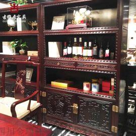 贵阳古典家具厂家,中式实木仿古家具定制加工