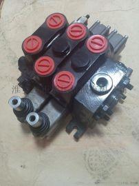 DCV40-OT/DCV100B-20T/DCV60-4OT高压多路换向阀长源液压气控电控