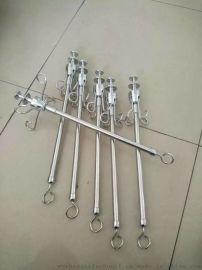 豪華不鏽鋼輸液吊杆 綿陽輸液吊杆 輸液軌道吊杆