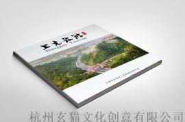 杭州高品质宣传画册VI设计折页易拉宝海报设计制作