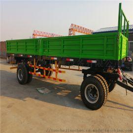 供应乾弛牌10吨农用自卸拖车