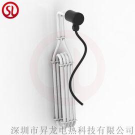 水电镀铁氟龙电加热管发热管 工业酸洗槽耐酸碱加热管