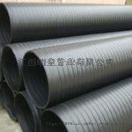 FRP钢带增强加筋管